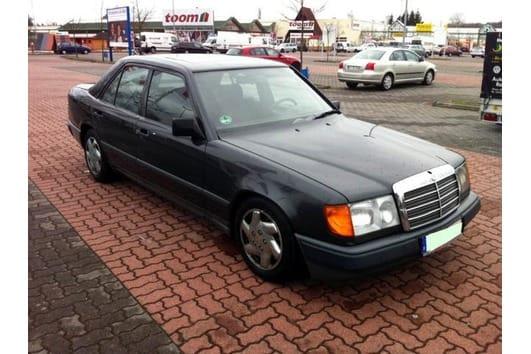 1988 Mercedes Benz E Class Coupe. Mercedes Benz E Class 1988